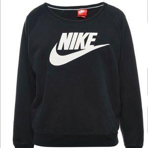 Nike Vintage Printed Sweatshirt Women's Size XS